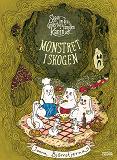 Cover for Sagan om den underbara familjen Kanin och monstret i skogen