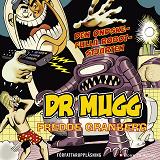 Cover for DR Mugg Den ondskefulla robotstjärten