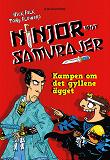 Cover for Ninjor mot samurajer 1 - Kampen om det gyllene ägget