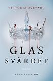 Cover for Glassvärdet (Andra boken i Röd drottning-serien)