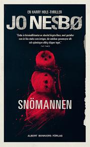 Cover for Snömannen