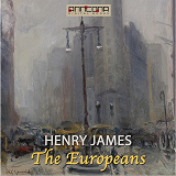 Cover for The Europeans