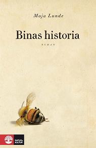 Cover for Binas historia