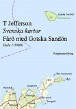 Cover for Svenska kartor: Fårö med Gotska Sandön