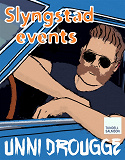 Cover for Slyngstad Events