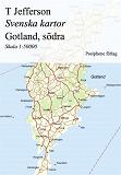 Cover for Svenska kartor: Gotland, södra delen