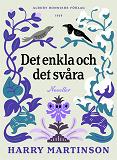 Cover for Det enkla och det svåra : Noveller
