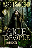 Cover for The Ice People 8 - Under Suspicion