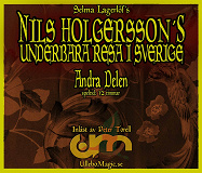Cover for Nils Holgerssons underbara resa 2