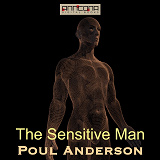 Cover for The Sensitive Man