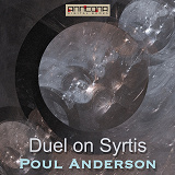 Cover for Duel on Syrtis