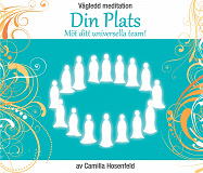Cover for Vägledd meditation: Din Plats - möt ditt universella team!