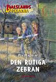 Cover for Dalslandsdeckarna 18 - Den rutiga zebran