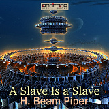 Cover for A Slave Is a Slave