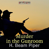 Cover for Murder in the Gunroom