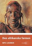 Cover for Den afrikanska farmen
