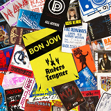 Cover for Access all areas - BON JOVI