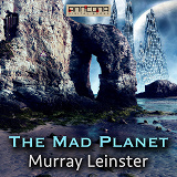 Cover for The Mad Planet