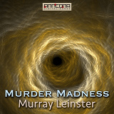 Cover for Murder Madness