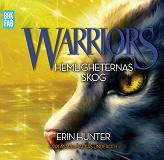Cover for Warriors. Hemligheternas skog