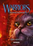 Cover for Warriors. Stormen kommer