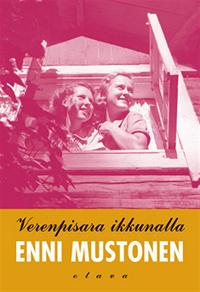 Cover for Verenpisara ikkunalla