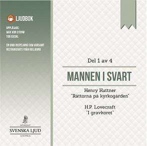Cover for Mannen i Svart - Del 1