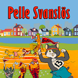 Cover for Pelle Svanslös - Kattmästerskapen/Kanalresan