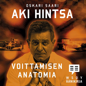 Cover for Aki Hintsa - Voittamisen anatomia