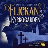 Cover for Flickan på kyrkogården