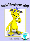 Cover for Monster Yellow discovers feelings