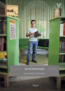 Cover for Gå till biblioteket