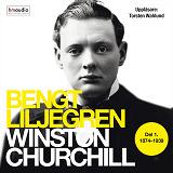 Cover for Winston Churchill. Del 1, 1874-1939
