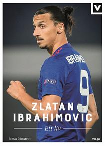 Cover for Zlatan Ibrahimovic - Ett liv