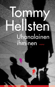 Cover for Uhanalainen ihminen