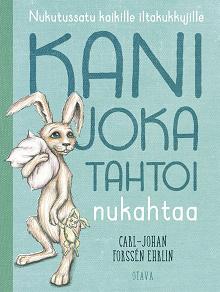 Cover for Kani joka tahtoi nukahtaa