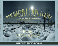 Cover for Den magiska julen i Kassa