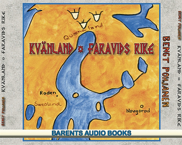 Cover for Kvänland - Faravids rike