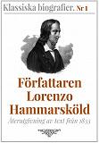 Cover for Författaren Lorenzo Hammarsköld – Återutgivning av text från 1833