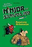 Cover for Ninjor mot samurajer 4 - Monstrets förbannelse