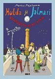 Cover for Hulda ja Jalmari avaruustiedemiehinä
