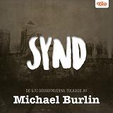 Cover for SYND - De sju dödssynderna tolkade av Michael Burlin