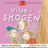Cover for Vilse i skogen