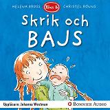 Cover for Skrik och bajs!