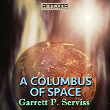 Cover for A Columbus of Space