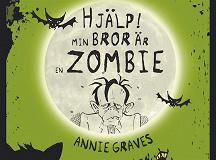 Cover for Mardrömsklubben 1: Hjälp, min bror är en zombie!