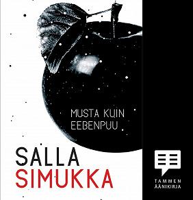 Cover for Musta kuin eebenpuu