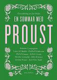 Cover for En sommar med Proust