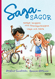 Cover for Sagasagor. Fiffiga kroppen och finurliga knoppen : Saga och fakta
