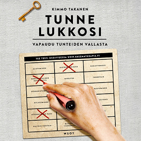 Cover for Tunne lukkosi